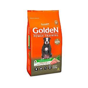 Ração Golden Power Training Adultos 15kg