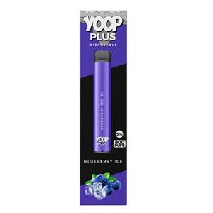 YOOP PLUS - BLUEBERRY ICE 800PUFF