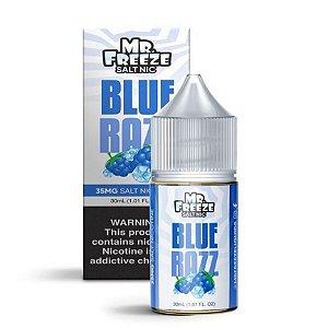 Mr Freeze Nic Salt - Blue Razz