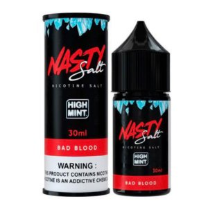 BAD BLOOD HIGH MINT - NASTY SALT