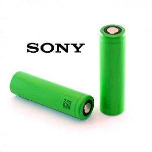 *UNIDADE* Bateria 18650 VTC6 3.6V 3000mAh Flat Top - Sony