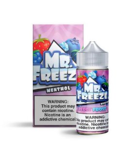 Mr Freeze - Berry Frost