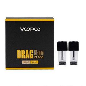 Refil Drag Nano - 2 Unidades