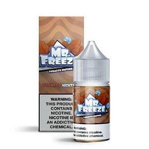 Mr Freeze Nic Salt - Cubano Tobacco