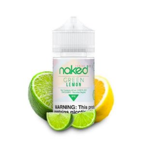 Naked - Green Lemon