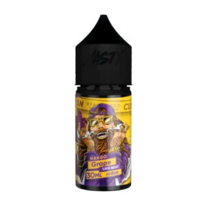 CUSH MAN GRAPE - NASTY SALT