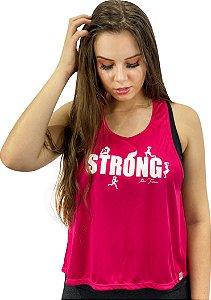 Regata Feminina Strong Dryfit Pro Trainer