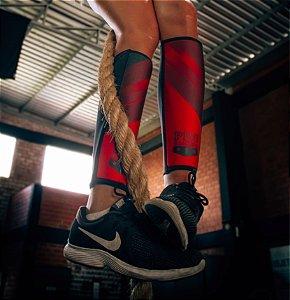 Caneleira Pro Trainer Vermelha