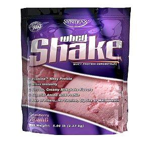 WHEY SHAKE STRAWBERRY - 5Lb (2.270g)
