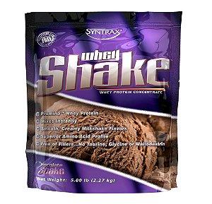 WHEY SHAKE SYNTRAX CHOCOLATE - 5Lb (2.270g)