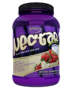 NECTAR NATURAL SYNTRAX STRAWBERRY CREAM  2LB (907g)