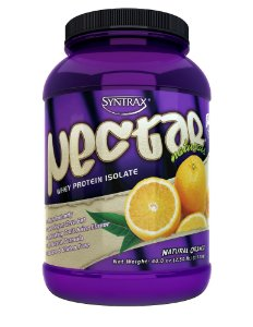 NECTAR NATURAL SYNTRAX ORANGE 2LB (907g)