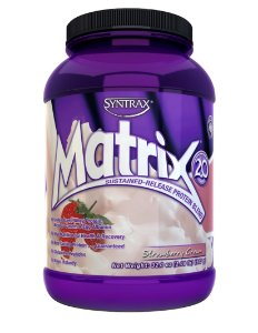MATRIX 2.0 SYNTRAX - STRAWBERRY CREAM (907g)
