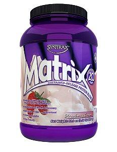 MATRIX 2.0 - STRAWBERRY CREAM  (907g)