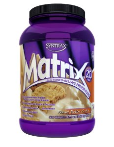 MATRIX 2.0 SYNTRAX - PEANUT BUTTER COOKIE -PAÇOCA (907g)