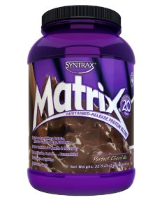 MATRIX 2.0 SYNTRAX- PERFECT CHOCOLATE (907g)