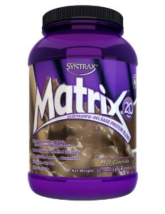 MATRIX 2.0 SYNTRAX - MILK CHOCOLATE (907g)