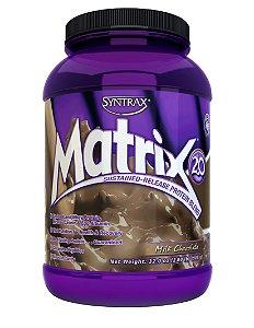 MATRIX 2.0 - MILK CHOCOLATE (907g)