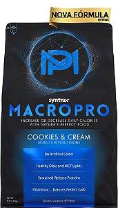 MACRO PRO SYNTRAX  2.270 G  - COOKIES CREAN (embalagem economica com 54 doses/refeições)
