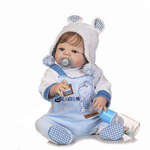 Bebê Reborn Allan - Pronta entrega