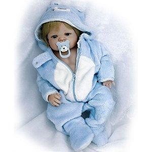 Bebê Reborn Rafael - Pronta entrega