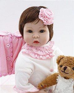 Bebê Reborn Raissa - Pronta entrega