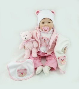 Bebê Reborn Vitória - Pronta entrega