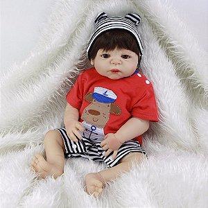 Bebê Reborn Yago - Pronta entrega