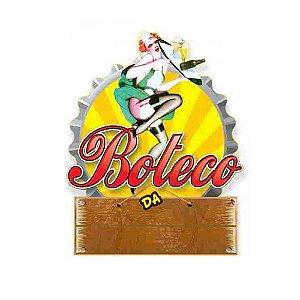 PAINEL DECORATIVO FESTA DO BOTECO ESCREVER O NOME BOTECO DA UN R.214