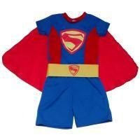 FANTASIA SUPERMAN SUPER HOMEM BABY R.F205B