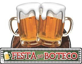 PAINEL DECORATIVO FESTA DO BOTECO COPO 48CMX64CM UN R.602