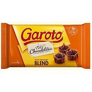 CHOCOLATE GAROTO BLEND 1KG