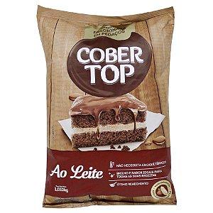 CHOCOLATE COBERTOP LEITE KIBBED B.1,01KG R.21253