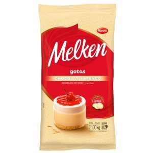 CHOCOLATE GOTAS MELKEN BRANCO 2,100 R.103671