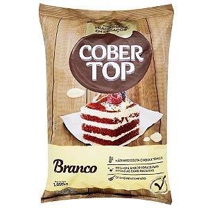 CHOCOLATE COBERTOP BRANCO KIBBED B.1KG R.21254