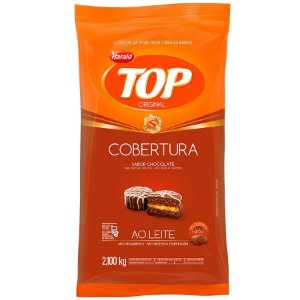 CHOCOLATE H.TOP GOTAS AO LEITE 2,1KG REF:100597