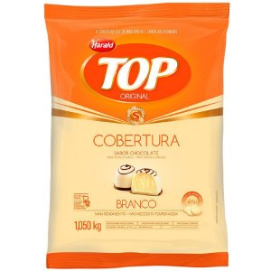 CHOCOLATE H.TOP GOTAS BRANCO 1,050KG R.102063