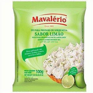 PO P/PREPARO DE SOBREMESA LIMAO MA.100GR
