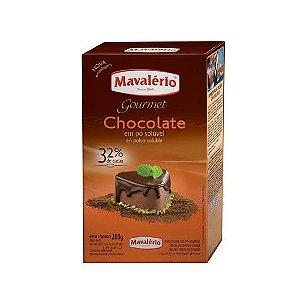 CHOCOLATE EM PÓ 32% DE CACAU M.200G UN