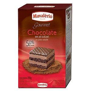 CHOCOLATE EM PO 50% DE CACAU M.200G UN R.4425