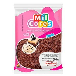 FLOCOS MACIO SABOR CHOCOLATE MA.500GR UN R.4274