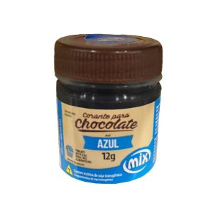 CORANTE PARA CHOCOLATE AZUL 12G MIX UN