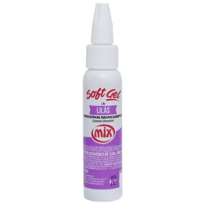 CORANTE SOFT GEL LILAS MIX 25G