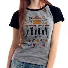 Camiseta ¡Amigos!