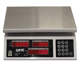 Balança Eletrônica Computadora EA-20 UPX de led com Bateria