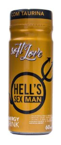 ENERGÉTICO HELL`S SEX MAN