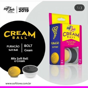 CREAM BALL FURACÃO SOFT LOVE