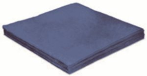 Guardanapo de Papel Folha Dupla 24x24  Liso Azul Royal