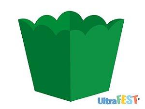 Cachepô de Papel  Verde