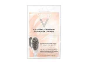 Máscara Facial Mineral Double Glow Peel Vichy - 2X6ML